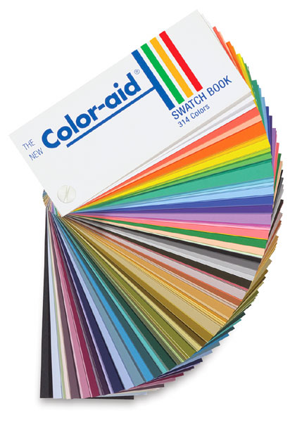 swatch book - Colors Book